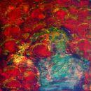 Menschenbilder 2 - Acryl auf Leinwand - 40 x 30 cm