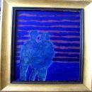 Menschenbilder 11 - Acryl auf Leinwand - 40 x 30 cm