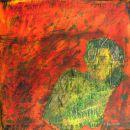 Menschenbilder 13 - Acryl auf Leinwand - 40 x 30 cm