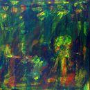 Menschenbilder 14 - Acryl auf Leinwand - 40 x 30 cm