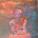 Menschenbilder 19 - Acryl auf Leinwand - 40 x 30 cm