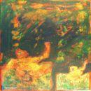 Menschenbilder 28 - Acryl auf Leinwand - 40 x 30 cm
