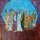 Gruppenbild mit Hochadel