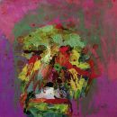 Kopf I - 1962 - 20.5 x 19 cm